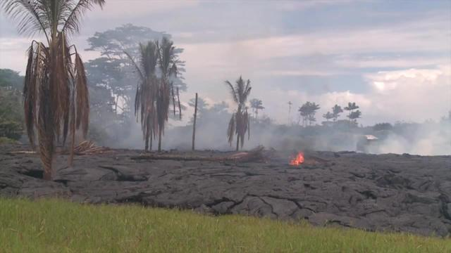 Hawaii Lava Flow Could Force Evacuations