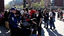 SF Giants fans deal with increased security