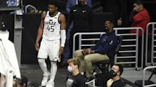 Donovan Mitchell on ankle: 'I'm good. I'll be ready for Game 4.'