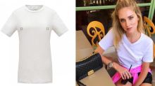 A Fashion Blogger Is Selling a T-Shirt With Chest Piercings – and People Are Into It