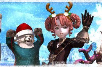 TERA holiday event wants you to kill Santa