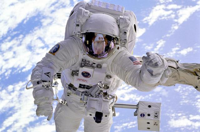 NASA is running out of functional spacewalk suits