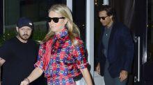 Gwyneth Paltrow Celebrates Her 47th Birthday with Brad Falchuk Ahead of Their Wedding Anniversary