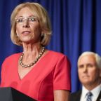 Dismissing 'Flexible' CDC Guidelines, Education Secretary Betsy DeVos Doubles Down on Pushing Schools to Reopen