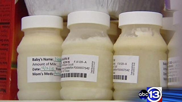 New breast milk donation center opens in Cy-Fair