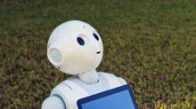 Pharos, el robot hispanoluso que ayudará a los mayores a hacer ejercicio