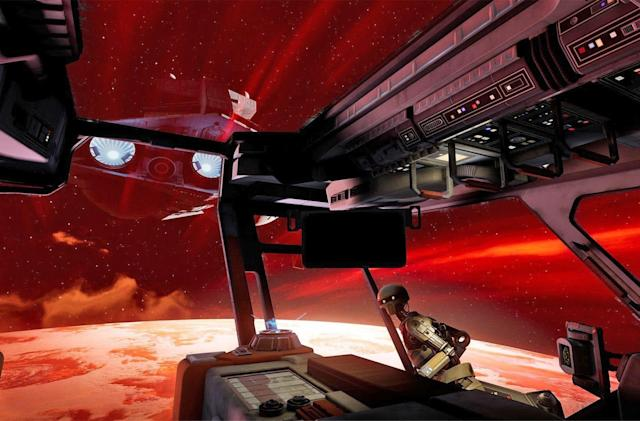 'Vader Immortal' is the Star Wars VR game I've been waiting for