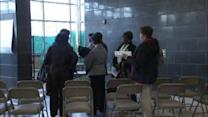 Camden residents meet candidates for school supt.