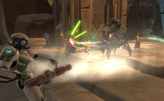 Star Wars: The Old Republic details Legacy Achievements
