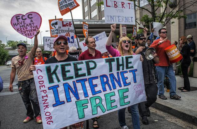 Carrier alliance sues to stop net neutrality rules