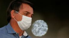 Brazil's Bolsonaro says new COVID-19 test came back negative