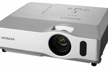Hitachi intros CP-X417 wireless projector