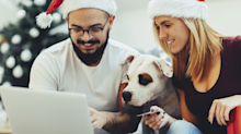 Giving gifts this holiday season? Survey says that Canadians are spoiling their pets too