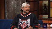 Kevin Smith's Doctor Told Him Smoking a Joint Before Massive Heart Attack Saved His Life
