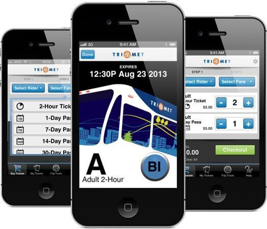 TriMet mobile ticketing app opens to all mass transit riders in Portland area