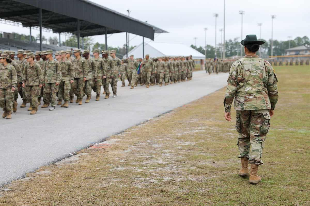 No More Drill Sergeant 'Shark Attack': Army Moves Toward Kinder Basic Training Start