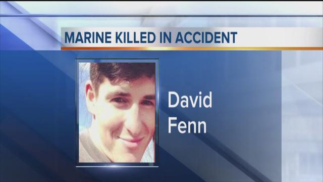 Marines killed in training, family grieving