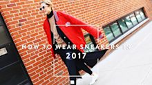 球鞋穿搭就是無窮無盡!2017 跟著這 5 個 Formula 穿準不會錯!