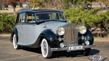Join The High Ranks Of Society With A Rolls-Royce Silver Wraith