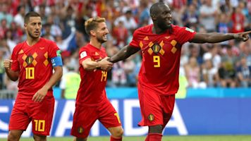 Belgium bedevils Panama with its star power
