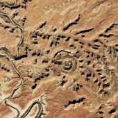 Astronaut Shares What the National Parks Look Like From Space