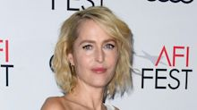 Gillian Anderson says she quit Hollywood after seeing 'worst of the industry'