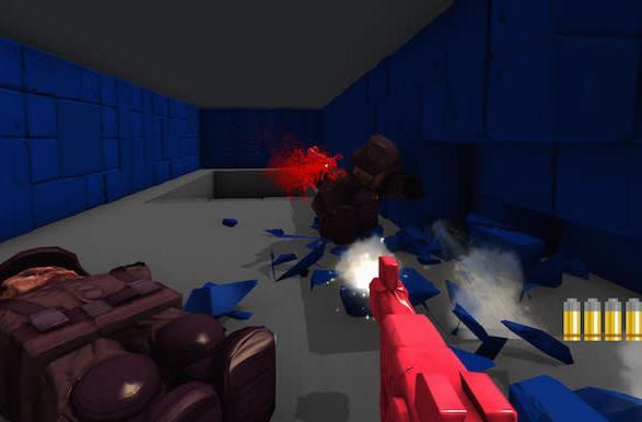 'Wolfenstein' remake adds cartoon violence, ridiculous physics