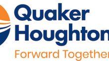 Quaker Houghton Announces Quaker Chemical's Second Quarter 2019 Results