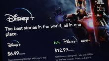 Disney reports over 10 million people have signed up for Disney+ in a day