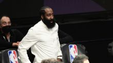 Nets' James Harden remains out for Game 4 but hamstring injury is 'progressing'