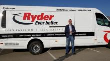 Ryder Receives 2018 Green Fleet Award for Driving New Technologies for Environmental Sustainability
