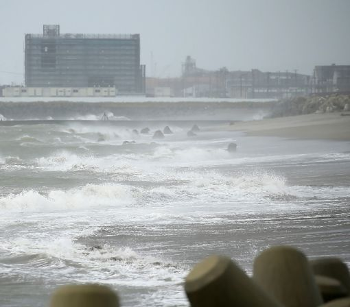 Strong typhoon Lionrock heads for Japan's northeast