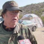 United Constitutional Patriots civilian border militia member Larry Mitchell Hopkins arrested
