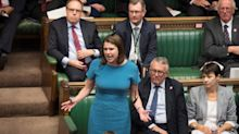 Male MP who shouted, 'Sit down, love!' at Lib Dem leader Jo Swinson branded 'sexist toad'