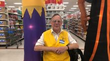 Meet the Trailbreaker's Employee of the Month: Walmart greeter Thomas Holst