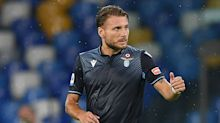 Immobile equals Higuain's Serie A scoring record with goal against Napoli
