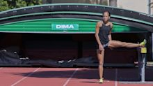 Katarina Johnson-Thompson back on track after relocation false start