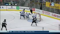 Tyler Toffoli scores on the 2-on-1