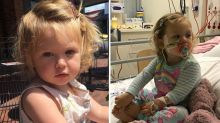 Mum's desperate battle to keep seriously ill daughter alive past age of five