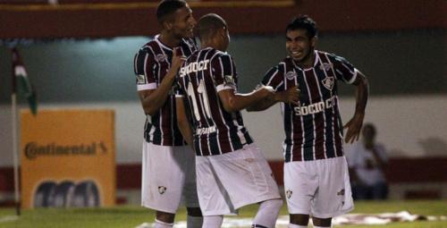 Fluminense marcou três ou mais gols em 11 das 17 partidas na temporada