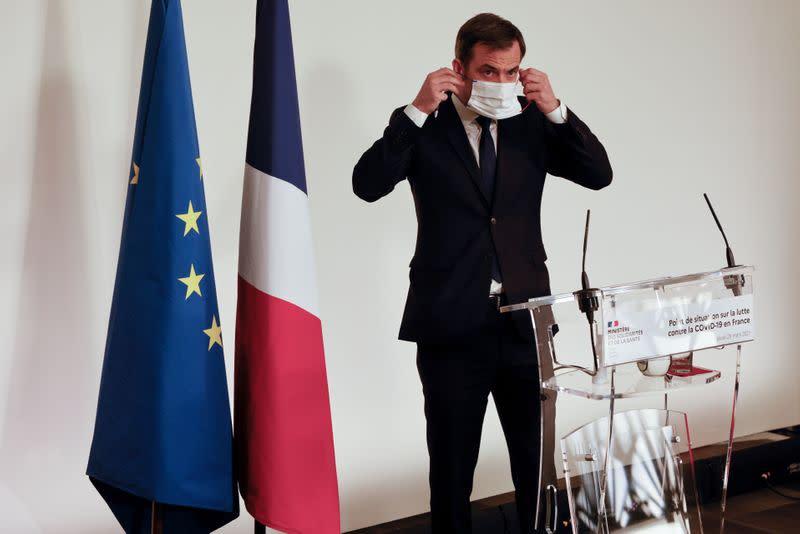 Coronavirus/France: Véran en faveur d'un déconfinement territorialisé
