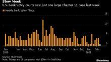 U.S. Bankruptcy Tracker: Texas Energy Crisis; Subchapter V Surge