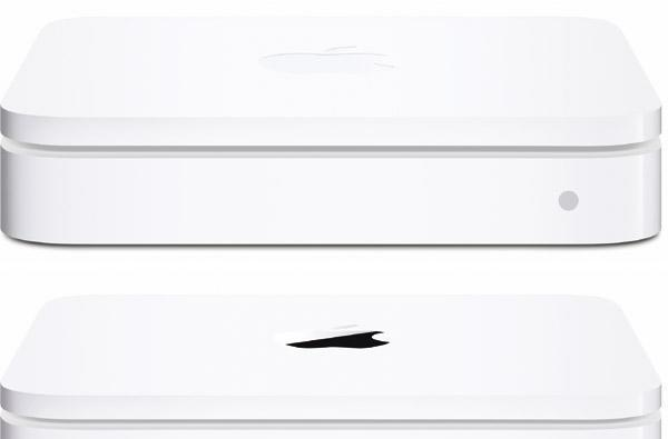 Apple quietly updates AirPort Extreme and Time Capsule, promises improved performance