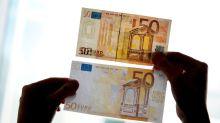 Falschgeld nicht einfach schnell weitergeben