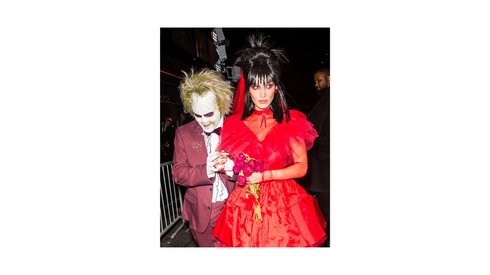 The best celebrity couples Halloween costumes for 2019