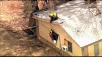 Phoenix Residents Rescued From Flash Floods