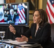 Ahead of Harris meeting, Mexico president accuses US