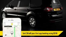 Download the Addison Lee app and claim £10 off your first app booking*