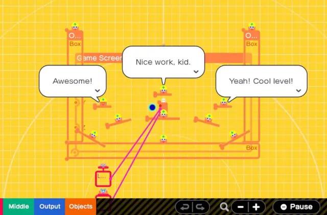 Nintendo's new $30 DIY game is 'Game Builder Garage'