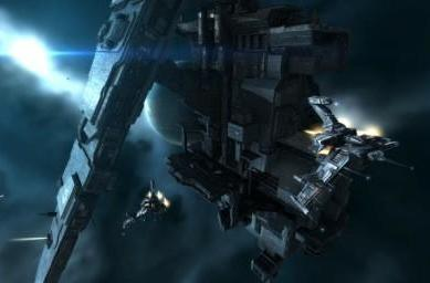 Initial impressions of EVE Online